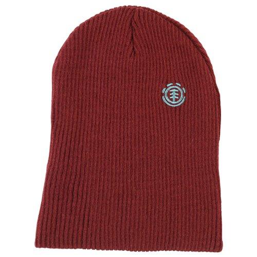Element Flow Bonnet pour homme Rouge cramoisi