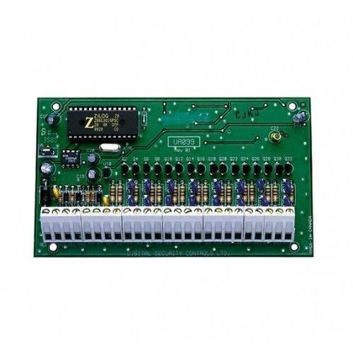 DSC Security Alarm system-pc6216maxsys Modul mit 16programmierbare Ausgänge Dsc Security Alarm System