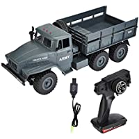 2019 Mode Crawler Kommunikation Geländewagen Geschenk Befehl Armee Rc Auto Lkw Militärische Auto Fernbedienung Spielzeug