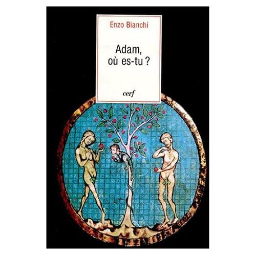 Adam, où es-tu ?