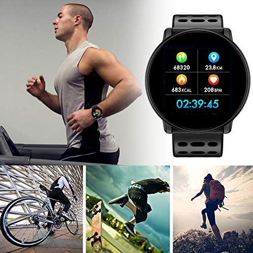 Zoom IMG-3 lifebee smartwatch fitness tracker android