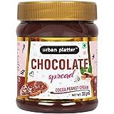 Urban Platter Chocolate Peanut Spread, 320g