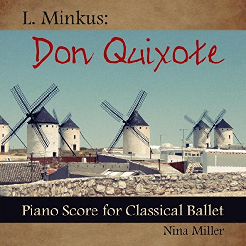 L. Minkus: Don Quixote - Piano...