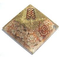 Hervorragende 136Gramm Sonnenstein Orgonite Pyramide Crystal Healing Reiki Feng Shui Home Office Geschenk Energie... preisvergleich bei billige-tabletten.eu