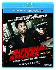 Infernal Affairs  [US Import] [Blu-ray] [Region A]