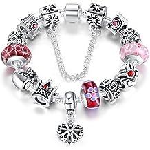 Presentski Charm Bracelet tema Ocean Beach, con