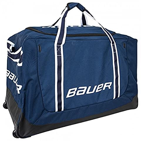 Bauer 650 Wheelbag ( Medium ), size:M;color:Navy