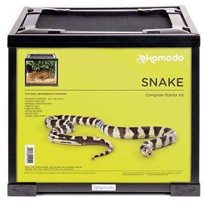 Komodo Snake Starter Kit 1