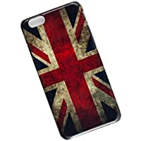 Slim Case for iPhone 6, 6s. Tasche Cover. Union Jack. Flag of the United Kingdom.