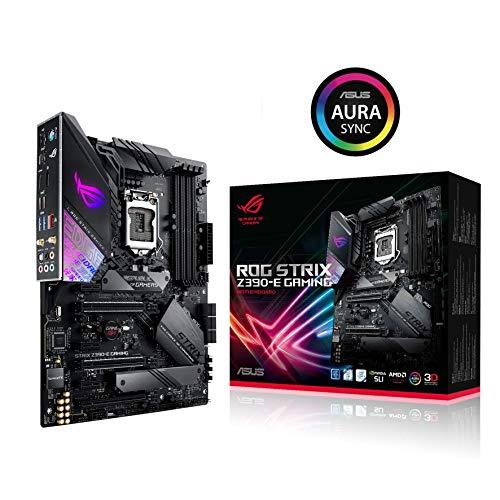 ASUS ROG Strix Z390-E Gaming Mainboard Sockel 1151