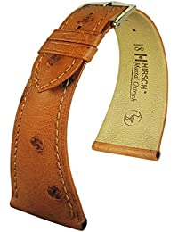 Hirsch Massai Leather Watch Strap 04262070-1-18