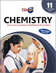 Chemistry (Based on the Latest Textbook of Tamil Nadu Board State Board Syllabus) Vol. 1 Class 11