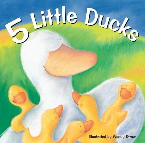 5 Little Ducks (20 Favourite Nursery Rhymes)