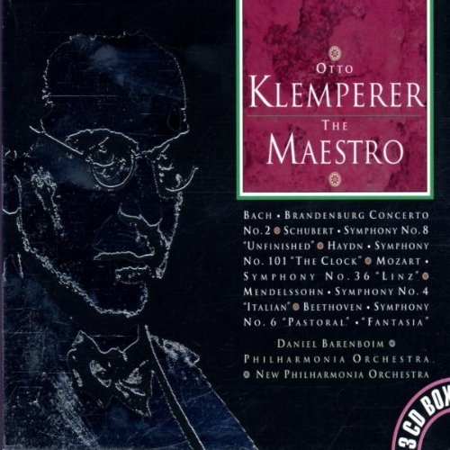 The Maestro [Import anglais]