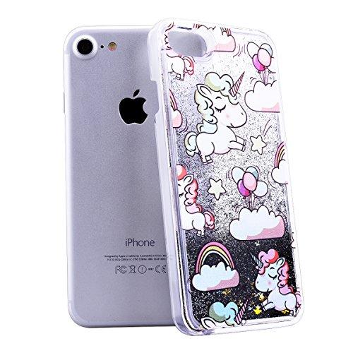 Surakey iPhone 6 Plus/6S Plus Cover Natale Silicone Morbido