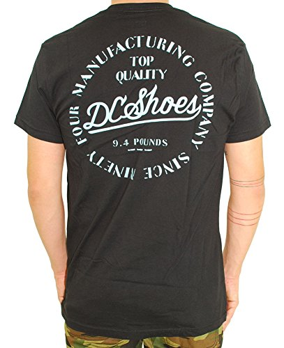 DC Shoes Men's Bags SS T Shirt Black (blk)