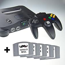 Nintendo 64 & 5 Zufallsspiele