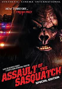Assault of the Sasquatch [DVD] [2009] [US Import]
