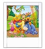 Weiße Lampe Winnie the Pooh