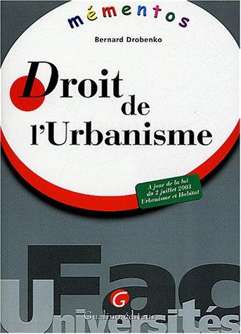 Mémento : Droit de l'urbanisme