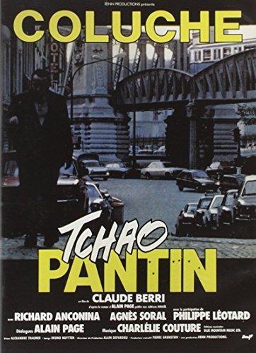 Tchao Pantin Region 2 [Original french version,no english] by Coluche
