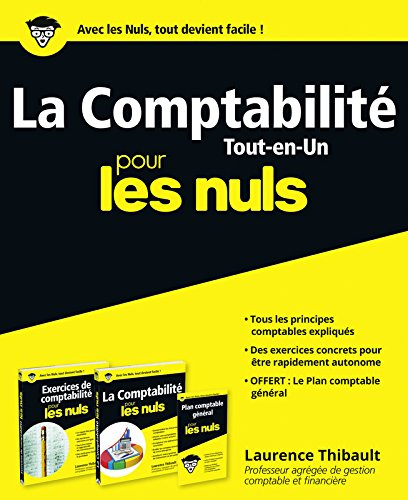 La Comptabilité Tout-en-un pour les Nuls par Laurence THIBAULT