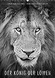 FineArt in Black and White: Der König der Löwen (Wandkalender 2018 DIN A2 hoch): Für diesen wunderschönen Planer hat Ingo Gerlach besten Löwenbilder ... [Kalender] [Apr 01, 2017] Gerlach, Ingo