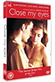 Close My Eyes [DVD]