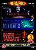 The Witching / After Darkness / Blood Sabbath [DVD]