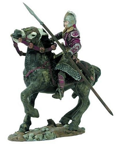 Click for larger image of Lord of the Rings Armies of Middle Earth Deluxe Figure: Eomer