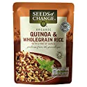 Seeds of Change Organic Quinoa & Wholegrain Microwaveable Rice, 240g
