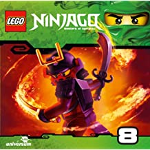 Lego Ninjago: Meister des Spinijtzu (CD 8)