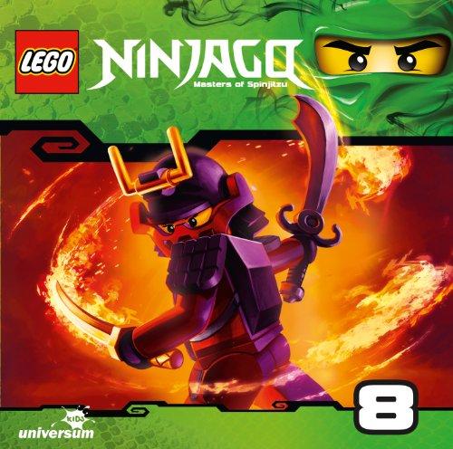 Lego Ninjago: Meister des Spinjitzu (CD 8)