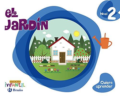 Quiero aprender Nivel 2 El jardín - 9788469613825