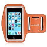 MoKo iPhone 5S Sportarmband - Sweatproof Joggen Laufen Sport Armband Handy Hülle Schutzhülle Case...