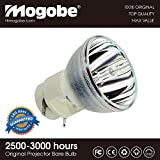Mogobe 5J.J5105.001 Original Projector Bare Bulb / Lamp For Benq W710st Projector