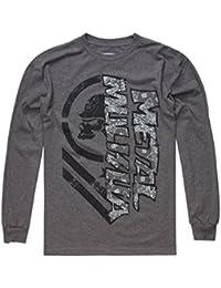 Metal Mulisha Men's Burn LS T Shirt