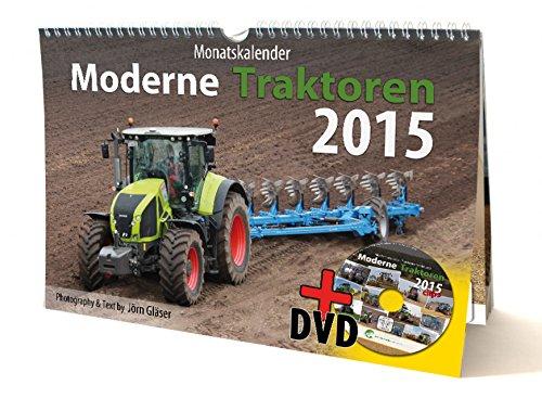 Moderne Traktoren Kalender 2015 + Video-DVD (Traktor Kalender 2015)
