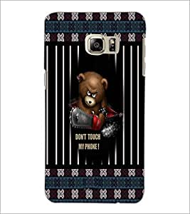 PrintDhaba Quote D-4273 Back Case Cover for SAMSUNG GALAXY NOTE 5 EDGE (Multi-Coloured)