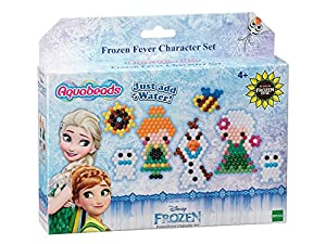 AQUA BEADS - Set de Perlas de Agua, Tema Frozen, Multicolor (30068)