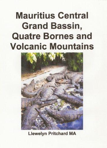 Mauritius Central Grand Bassin, Quatre Bornes and Volcanic Mountains: A Souvenir Gbigba ti awọn awọ fọto wà pẹlu captions (Photo Albums Book 12) (English Edition) (Thema Familie Foto-album)