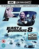 Fast & Furious 8 4K UHD + BD + digital download [Blu-ray] [2017] [Region Free]