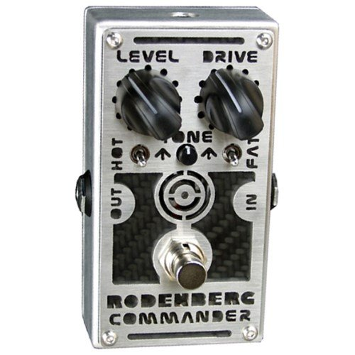 RODEN BERG ELECTRONIC COMMANDER – DISTORTION