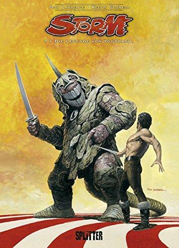 Storm: Band 7. Die Legende von Yggdrasil