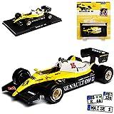 alles-meine.de GmbH Renault RE 40 Alain Prost 1983 Formel 1 1/43 Modellcarsonline Modell Auto