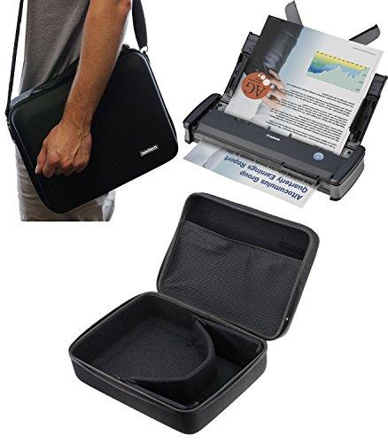 Navitech A4 Tragbarer mobiler Scanner Tasche Schutz hülle für den Canon imageFORMULA P-215II