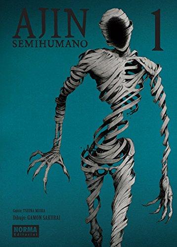 Ajin (Semihumano) 1.