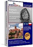 Polnisch-Aufbaukurs mit Langzeitgedächtnis-Lernmethode von Sprachenlernen24: Lernstufen B1+B2. Polnischkurs für Fortgeschrittene. PC CD-ROM+MP3-Audio-CD für Windows 10,8,7,Vista,XP/Linux/Mac OS X
