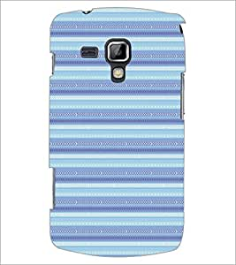 PrintDhaba Pattern D-5131 Back Case Cover for SAMSUNG GALAXY S DUOS S7562 (Multi-Coloured)