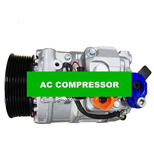 GOWE AC Compresor para coche Benz M-Class W164ML280ML320ML420CDI R-CLASS W251V251R320R280R300CDI GL-Class X164GL420320CDI AC Compresor